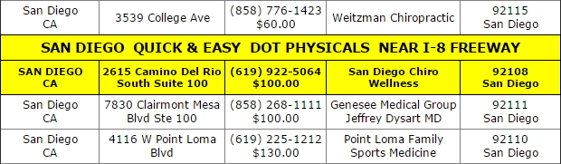 dot-physical-exam-cost-san-diego