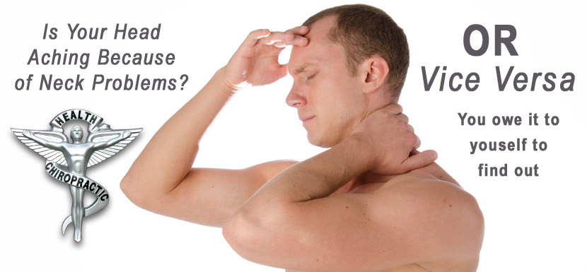 headache pain from neck