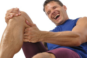 Pain behind knee treatment san diego