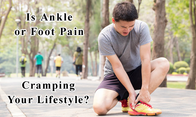 Ankle Foot Pain San Diego