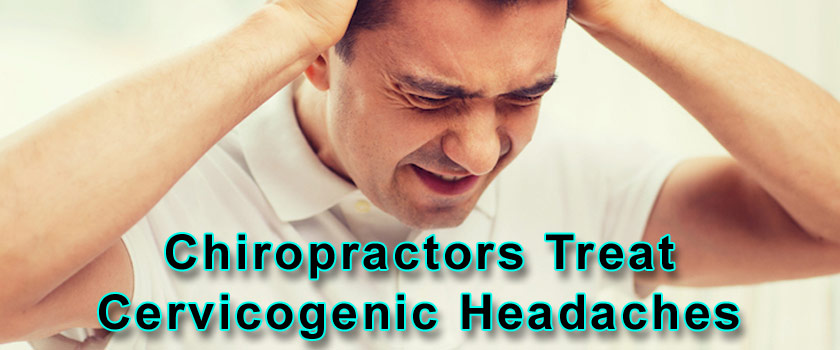 How Chiropractors Treat Cervicogenic Headaches?