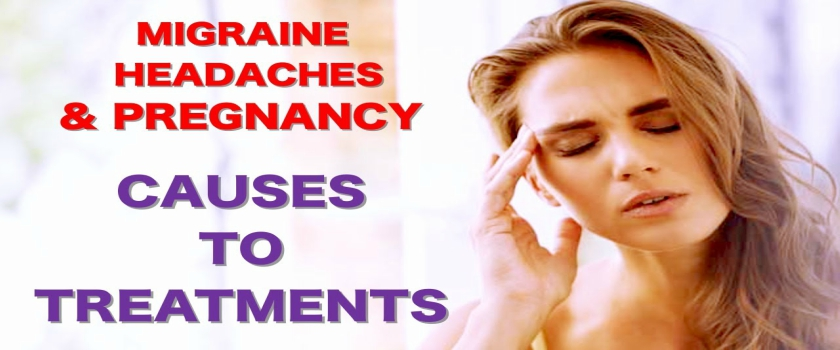 Chiropractic Can Help Migraine Headaches When Pregnant