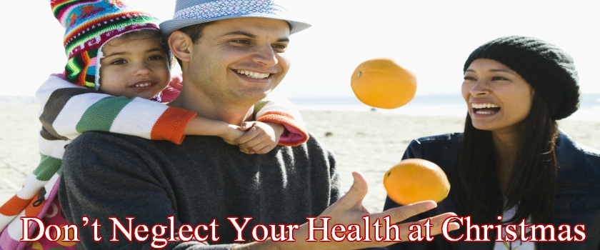 Chiropractor San Diego – Don't Neglect Your Health at Christmas.
