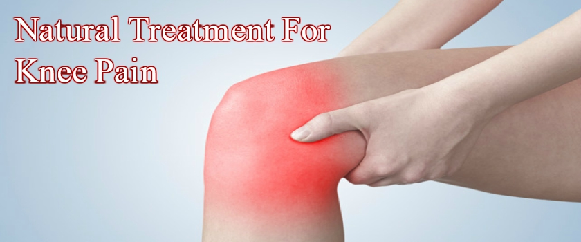 Knee Pain: Natural Treatment Works Best