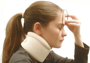 Whiplash and neck pain