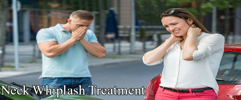 Neck Whiplash Treatment