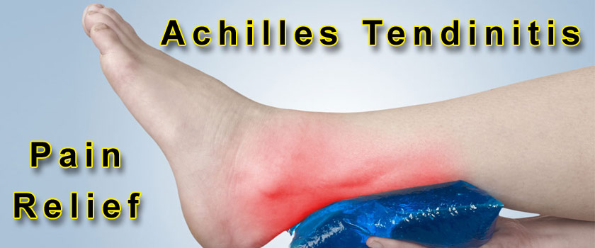 Pain Relief For Achilles Tendinitis