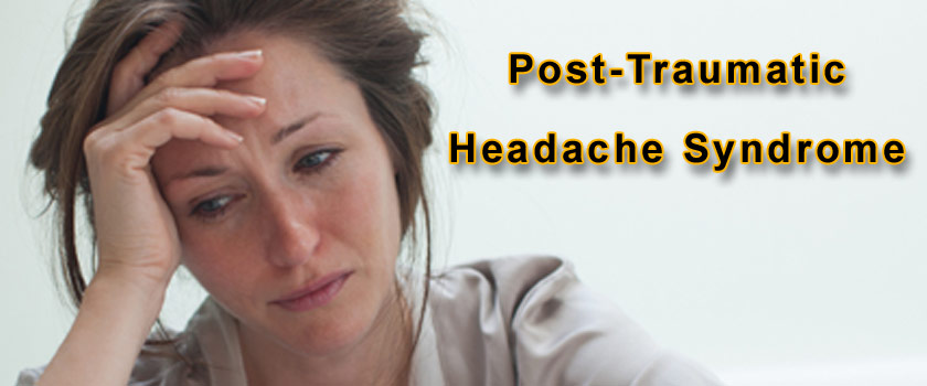 Post-Traumatic Headache Syndrome