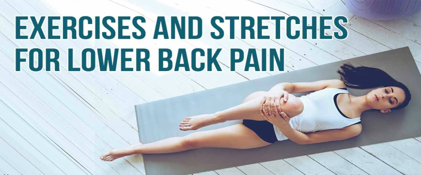 Stretching Exercise: Perform Low Back Flexion Exercise