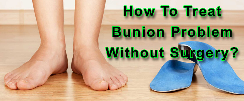 Treat Bunion Problems Early To Avoid Surgery