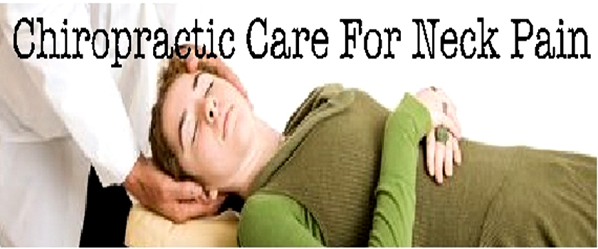 Chronic Neck Pain Treatment
