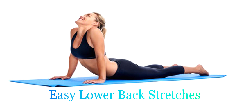 Three Easy Lower Back Stretches