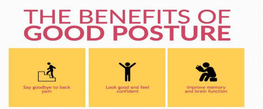 Good Posture Benefits – Enjoy Better Posture