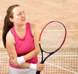 Pain from Tennis Elbow