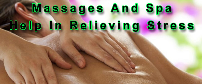 A Stress Relief Massage