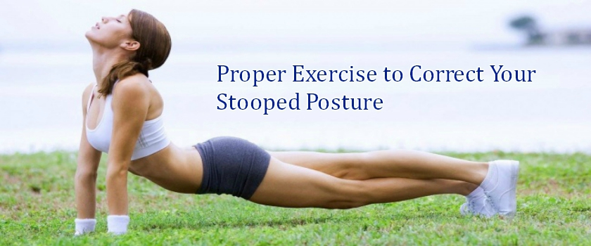 How to Cope When You Have Stooped Posture